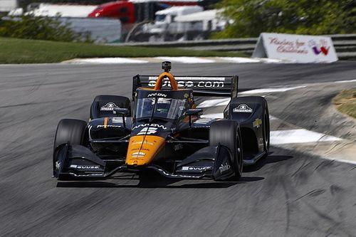 Hulkenberg and Arrow McLaren SP confirm test