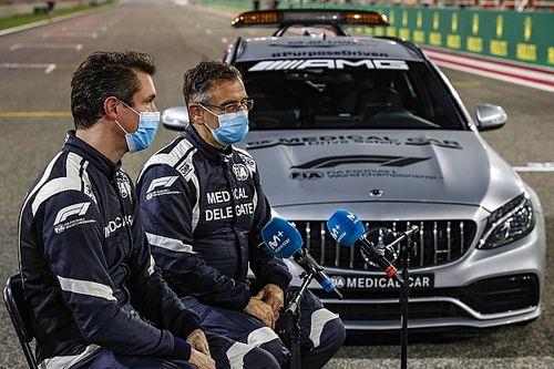Non vacciné, Van der Merwe devrait manquer les trois derniers GP