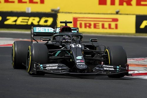 Hamilton neemt vroeger dan voorzien nieuwe Mercedes MGU-K