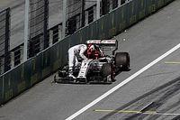 Alfa Romeo fined for Raikkonen's wheel loss