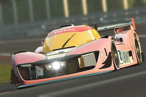 Protótipo movido a hidrogênio será o Safety Car das 24 Horas de Le Mans virtual