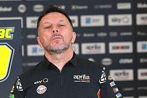 Fausto Gresini dans un état préoccupant mais qui s'améliore