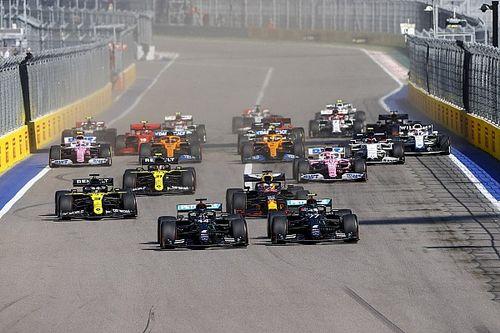 Course - Bottas vainqueur, Hamilton se saborde