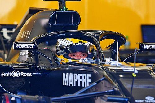 周冠宇将与阿隆索一同参加F1阿布扎比测试