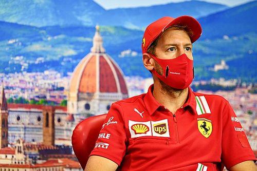 Dobry ruch Vettela