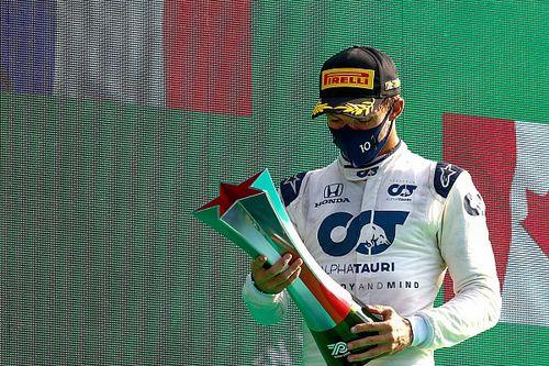 加斯利:以比赛冠军的身份重返法国大奖赛意义非凡