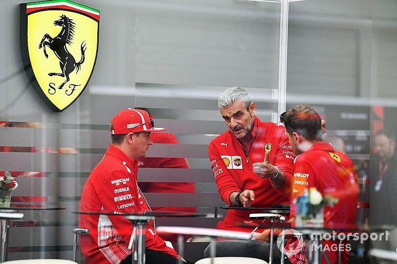 Arrivabene: Ferrari'de karışıklık yok!