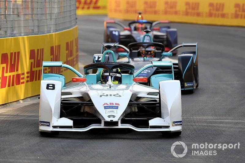 Galería: el inicio de la quinta temporada de Fórmula E, el debut del Gen2 y del Jaguar I-Pace eTrophy