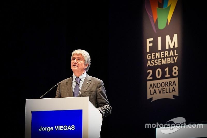 Jorge Viegas é o novo presidente da FIM