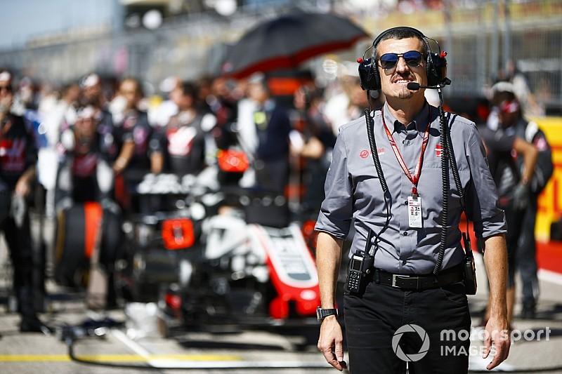 Haas-Teamchef Steiner zieht Bilanz: