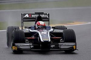 فورمولا 2 تقرير السباق فورمولا 2: غيوتو يرث الفوز بعد حادث دي فريز ولوكلير في اللفّة الأخيرة