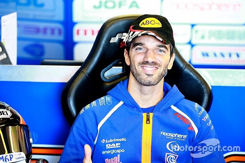 Voormalig MotoGP-rijder De Angelis ook naar MotoE