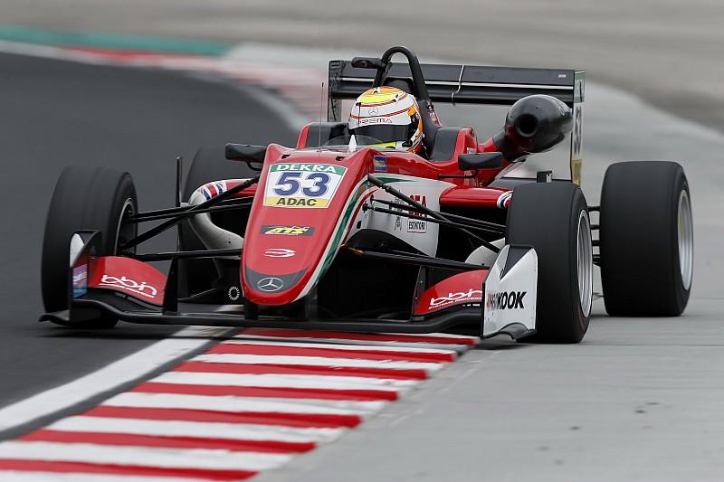 Євро Ф3 у Хоккенхаймі: Ілотт виграв передостанню гонку сезону