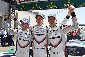Le Mans Intervista Hartley esalta i meccanici Porsche: