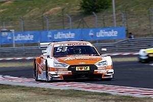 DTM Résumé d'essais EL2 - Les Audi au top, Jamie Green en pointe