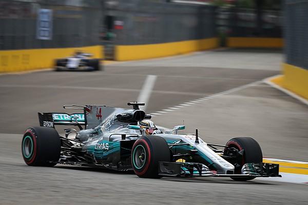 Formule 1 Actualités  Hamilton : Les faiblesses de la W08 persisteront en 2017