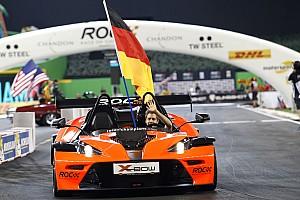 Vettel dan Coulthard bakal beraksi di Race of Champions Meksiko