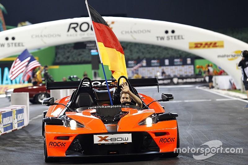 Vettel ve Coulthard, Şampiyonlar Yarışı'na katılacak!