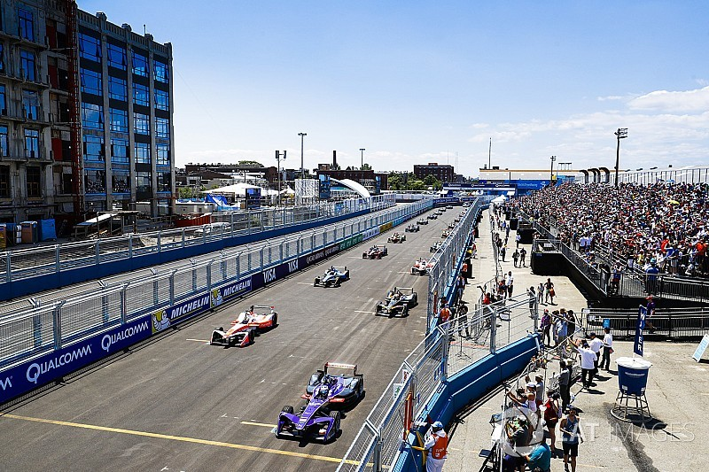 HWA está listo para entrar en la quinta temporada de Fórmula E