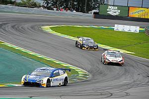 Brasileiro de Turismo Relato da corrida Coelho Jr. vence em Interlagos, em 8º, Campos é bicampeão