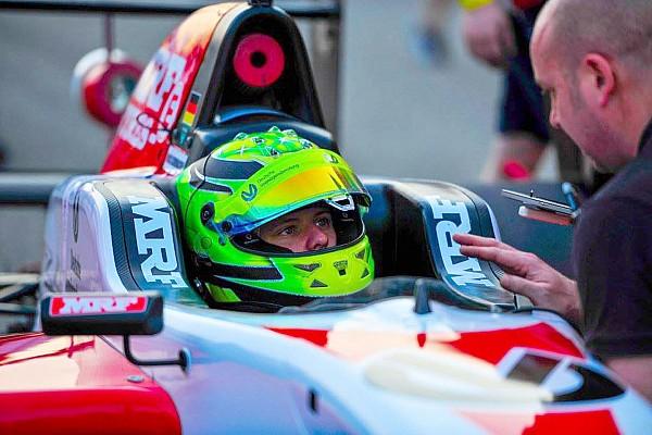 MRF Challenge: Мік Шумахер повертається у боротьбу за титул