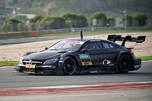 DTM Résumé d'essais Des tests productifs pour l'équipe Mercedes à Portimão