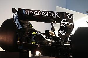 F1 Top List 图集:印度力量VJM10赛车细节一览
