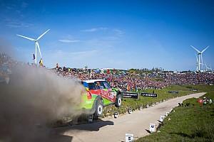 WRC Важливі новини Eurolamp WRT: фініш без фінішу на Ралі Португалії