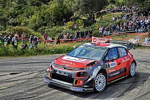 WRC Отчет о секции Отказ двигателя вынудил Мика завершить Ралли Франция