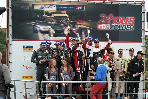 Langstrecke Pressemitteilung Klassensieg für T2 Racing am 24h im Zolder!