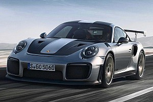 Porsche restarts 911 GT2 RS production to replace those lost at sea