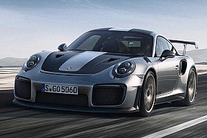 Automotive Breaking news Porsche 911 GT2 RS reaches 221mph to exceed its official top speed