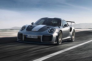 Automotive Breaking news Porsche 911 GT2 RS hit 208mph at Nurburgring, says Mark Webber