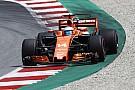 """【F1】アロンソ「""""普通に""""Q3が近づいた。非常にポジティブだ!」"""