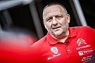 WRC Citroën-chef Matton in gesprek met FIA voor rol als WRC-baas