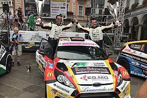 Schweizer rallye Interview Gilardoni: