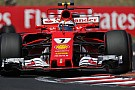 Formule 1 Räikkönen :