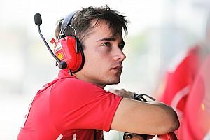 F1 Noticias de última hora Leclerc no siente presión por la Fórmula 1