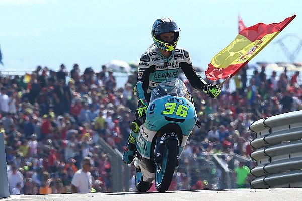 So wird Joan Mir schon in Motegi Moto3-Weltmeister