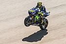 MotoGP MotoGP Aragon: Valentino Rossi von Platz in Reihe 1 selbst überrascht