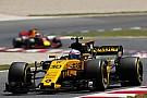 Renault est déterminé à aider un Palmer en difficulté