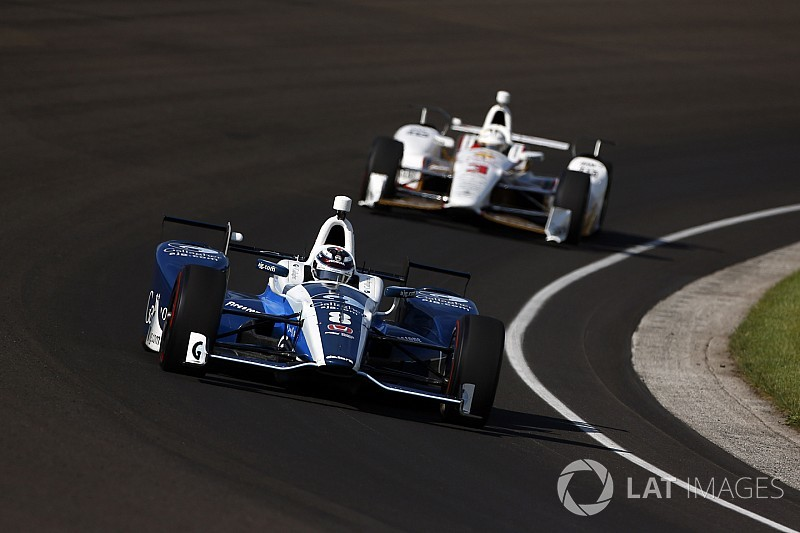 Indy 500: Max Chilton an Tag 8 Schnellster, Fernando Alonso 12.