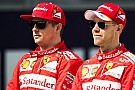 No hay nadie que en Ferrari pueda hacerlo mejor que Kimi y Vettel