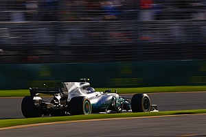 F1 Noticias de última hora Técnica: la refrigeración extra del Mercedes