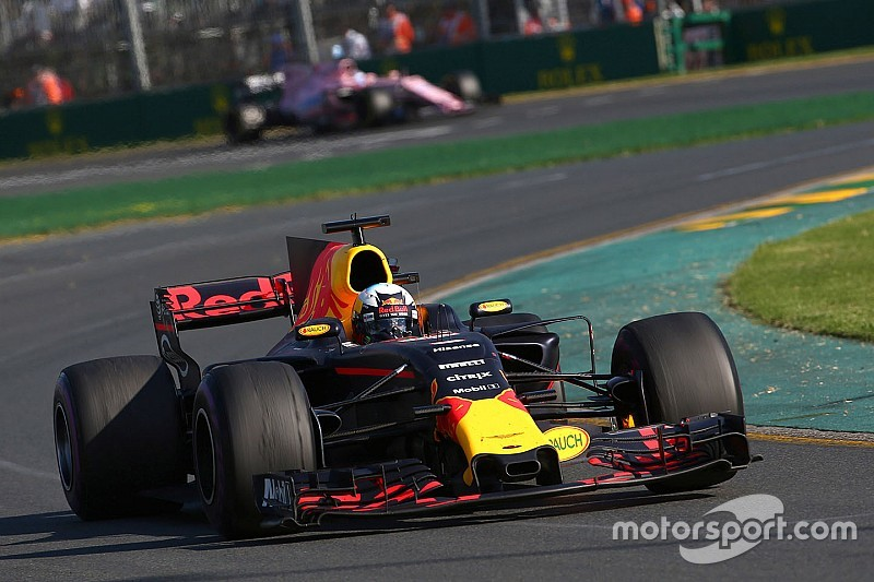 """Ricciardo: """"Ya sabemos cuál es nuestro principal problema"""""""
