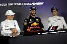 Formula 1 Azerbaijan GP: Post-race press conference