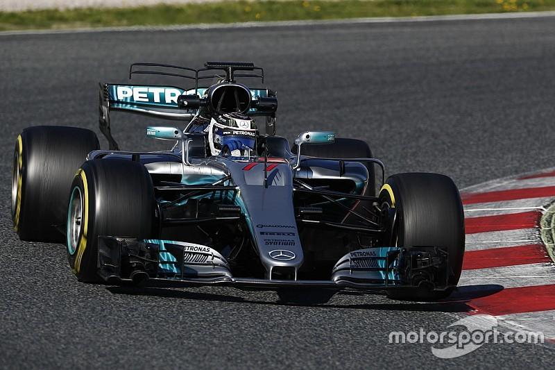 【F1】合同テスト3日目総合:アロンソ、トラブルフリー。ボッタス首位