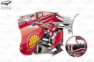 Teknik analiz: F1 takımlarını ayıran çözümler