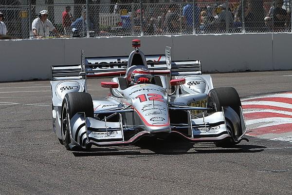 IndyCar Отчет о квалификации Пауэр завоевал 45-й поул в IndyCar, Алешин – 17-й