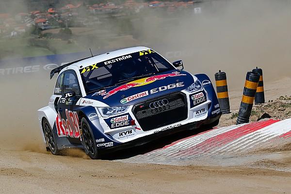 Rallycross-WM Rallycross-WM in Portugal: Mattias Ekström holt 2. WRX-Saisonsieg 2017